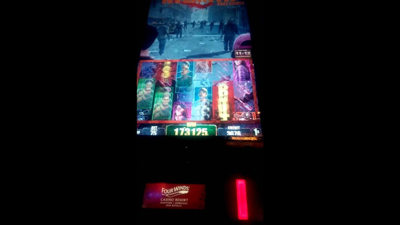 walking dead slot machine jackpot