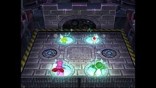 Mario Party 9 Garden Battle - Koopa vs Birdo  vs Toad vs Yoshi | Mario Gaming #11