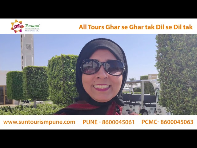 Most Preferred Dubai Tours | Ladies Special Travel Packages | Sun Touriism