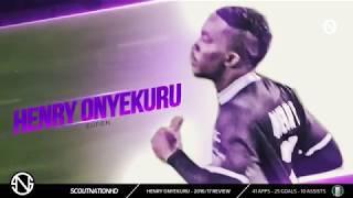 Henry Onyekuru çalımları  ve golleri Galatasaray KAP'a bildirdi