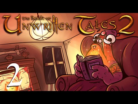 The Book of Unwritten Tales 2 [Part 2] - Dial M for Magic