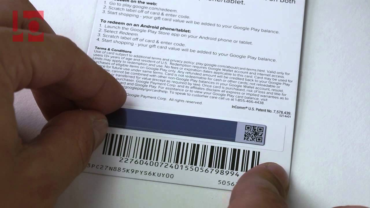 Covert Id Variable Covert Code Label For Gift Card Security Youtube