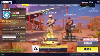 NEW OVERTAKER SKIN GAMEPLAY! (Fortnite Battle Royale LIVESTREAM)