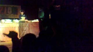 Afu-Ra Live Pécs 2011.09.23. Zion