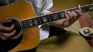 素人のギター弾き語り あなただけを あおい輝彦 1976年 Anatadakeo (Aoi...