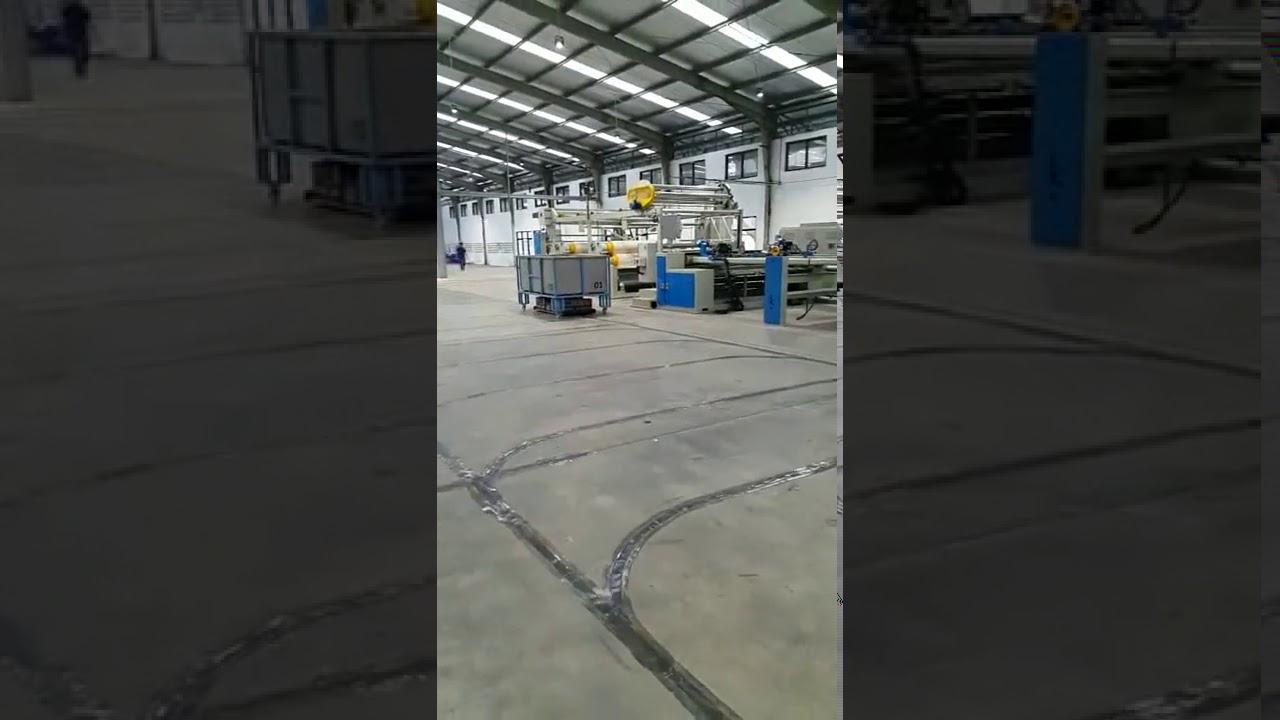 VMA – Xe vận chuyển hàng tự động AGV