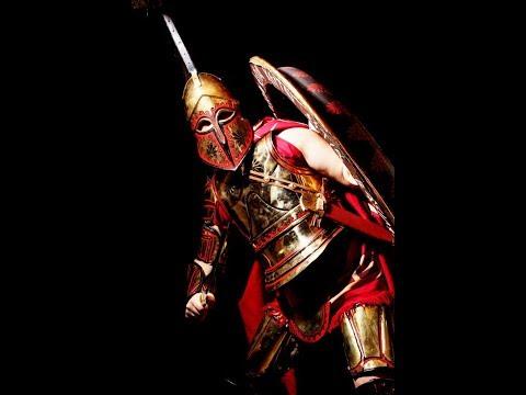 Greek Archaic Hoplite
