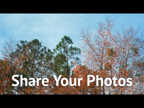 SHARE Your Photography to Become a BETTER Photographer!