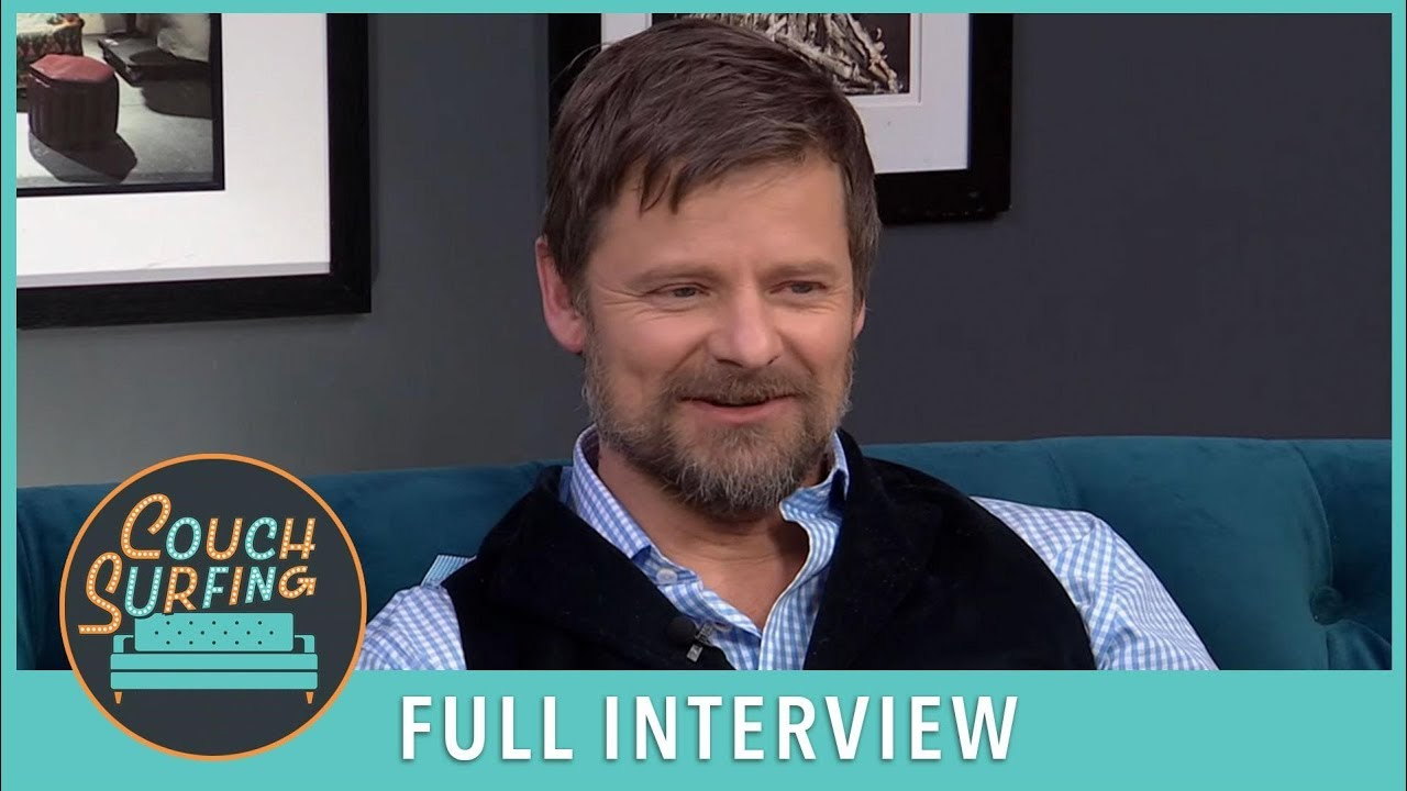 Steve Zahn Looks Back At 'Reality Bites,' 'Treme' & More (FULL)