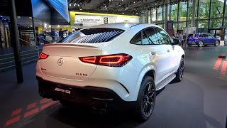 Mercedes-AMG GLE 53 Coupe (2020) - first look & FULL REVIEW (exterior, interior)