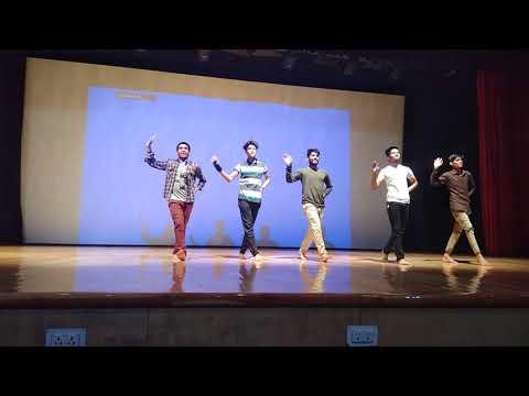 MJ5 DANCE IN TMU UNIVERSITY 🎓 POLYTECHNIC