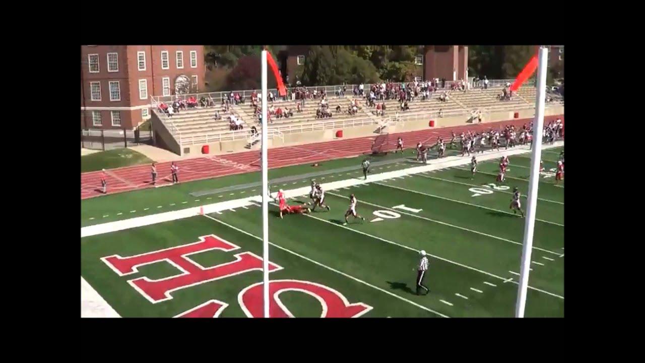 2012 Carnegie Mellon Football Highlight Film - YouTube