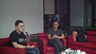 IxD Session: Conversation with Shah Widjaja - IxDA Singapore