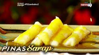 Pinas Sarap: Mga putaheng mas pinasarap ng mangga, inihain sa