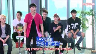 [FULL/ENG SUB] 140905 EXO 最强天团 The Strongest Group