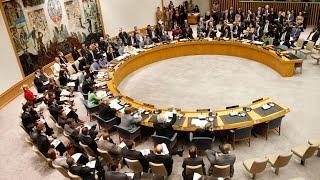 В ООН обсудили применением химического оружия на севере Сирии