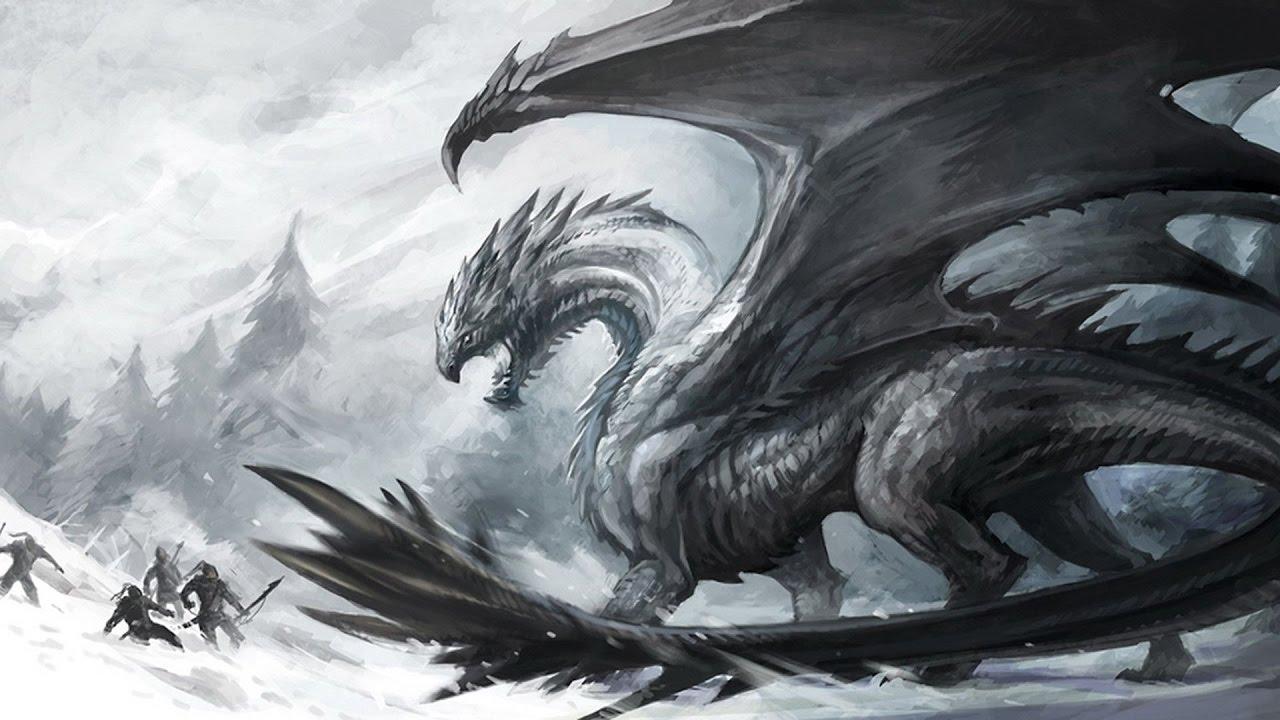 Dnd White Dragon: Lair Of The White Wyrm: D&D 5e One Shot
