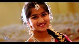 Riya half saree function telugu promo song by ravi giragani