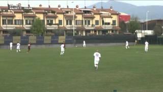 Maliseti Tobbianese-Gialloblu Figline 0-0 Eccellenza Girone B