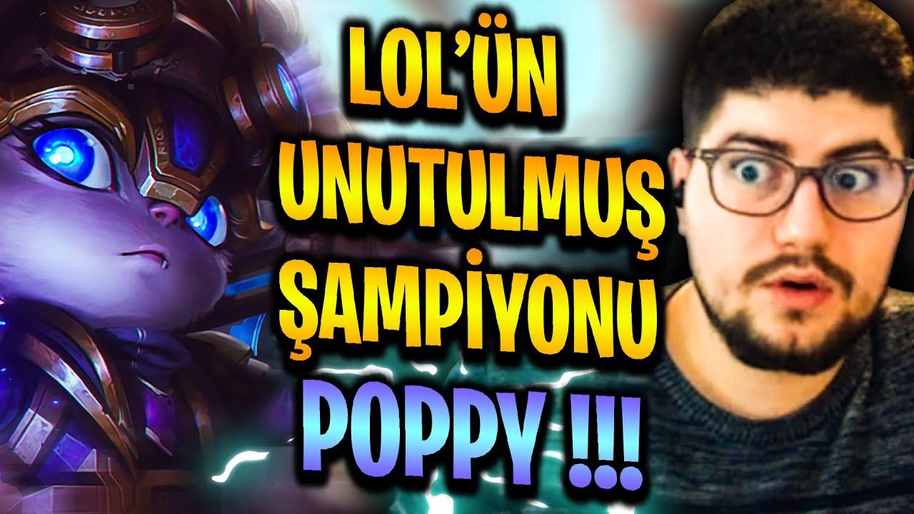 LOL'ÜN UNUTULMUŞ ŞAMPİYONU POPPY !!! | Apophis