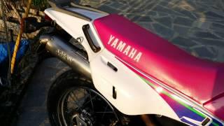 Yamaha xt600 arrow sound