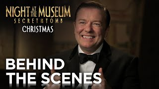 """Night At The Museum: Secret Of The Tomb 