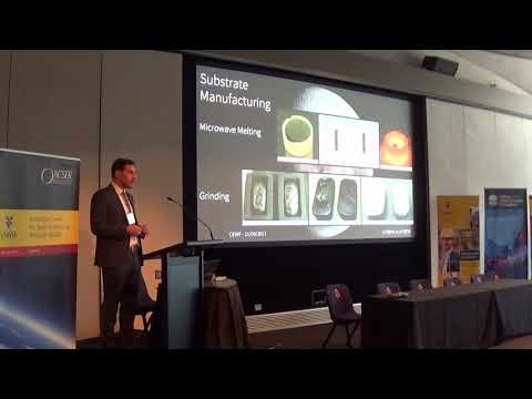 [OEMF2017] Glass from Extraterrestrial Resources as an Enabler of Solar Conversion Technologies