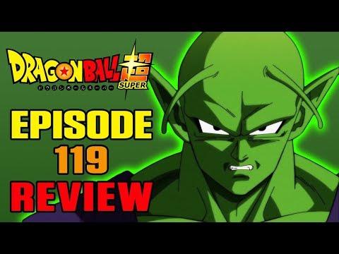 Dragon Ball Super Episode 119 REVIEW | FREE FALLIN'