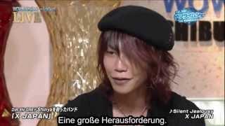 [german sub] The Prime Show - Kyo und Shinya (DIR EN GREY)