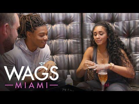 WAGS Miami | Darnell Nicole & Phillip Go Ring Shopping for Ashley | E!