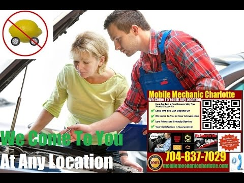 Best Pre Purchase Car Inspection Charlotte NC Mobile Auto Mechanic Service Near Me