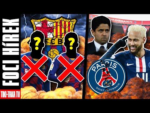 Mindkét célpontjáról lemaradhat a Barca?