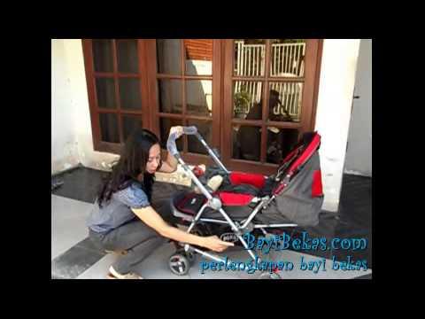 Cara Penggunaan Stroller Pliko Grande-1/1