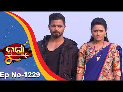 Durga | Full Ep 1229 | 15th Nov 2018 | Odia Serial - TarangTV