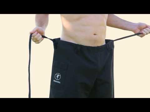 Men's Yoga Pants Tutorial