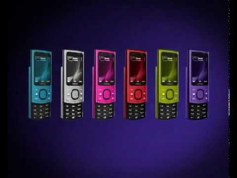 Nokia 6700 Slide 7230 - Presented by Acromedia Ltd.