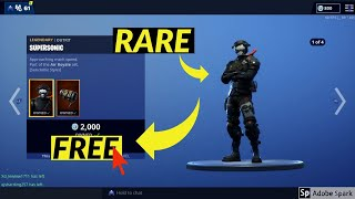 """HOW"" To Get The SUPERSONIC SKIN in Fortnite (HUGE GIVEAWAY AT 2k)"