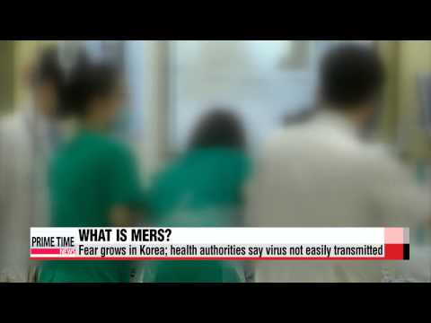 Basic facts to know about MERS virus   메르스 어떤 바이러스인가?