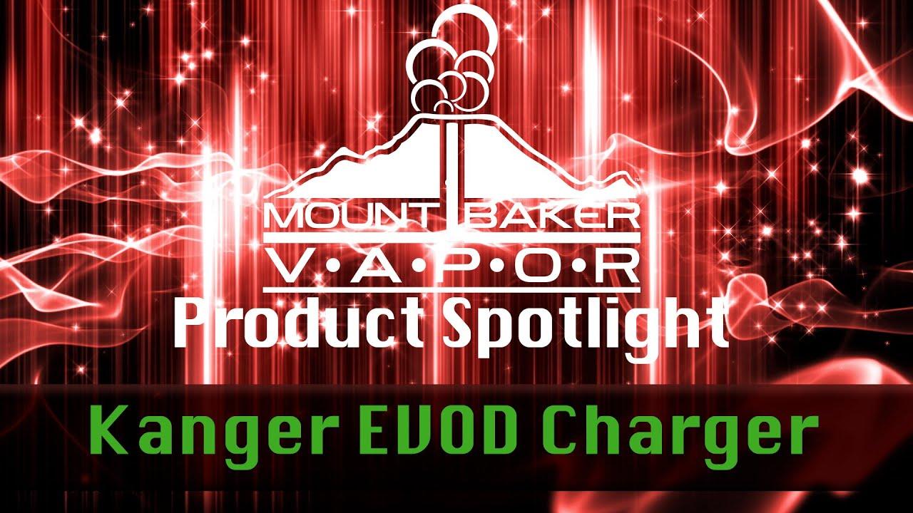 Vapor Product Spotlight: Kanger EVOD E-Cigarette Charging Cable