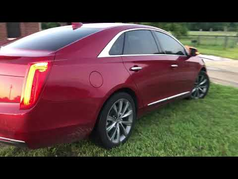 2017 Cadillac STX in depth review