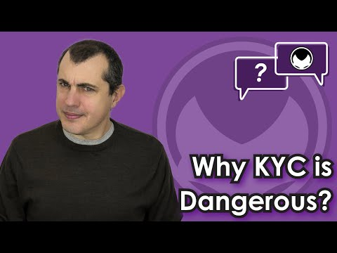 Bitcoin Q&A: Why KYC is dangerous - Microviolations of Privacy As Payment
