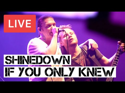 Shinedown - If You Only Knew Live in [HD] @ Roundhouse, London 2012