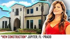 NEW Construction Jupiter, FL Home Tour - Prado