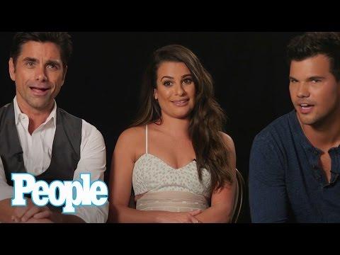 Scream Queens: What Scares Lea Michele, Taylor Lautner & John Stamos?   People