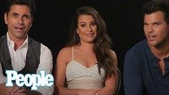 Scream Queens: What Scares Lea Michele, Taylor Lautner & John Stamos? | People