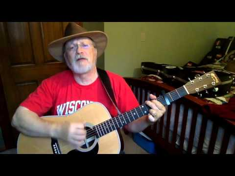 1922 - I'd Be Better Off In A Pine Box - Doug Stone vocal & acoustic guitar cover & chords