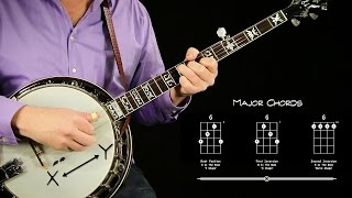 Backup Banjo - Lesson 3 - Licks