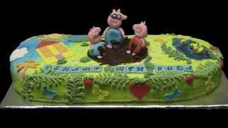 Маша поздравляет с днем рождения Рената(Эксклюзивные торты на заказ (Санкт-Петербург). Тортландия – сказочная страна волшебной вкусноты. http://vk.com/club..., 2015-10-08T08:18:52.000Z)