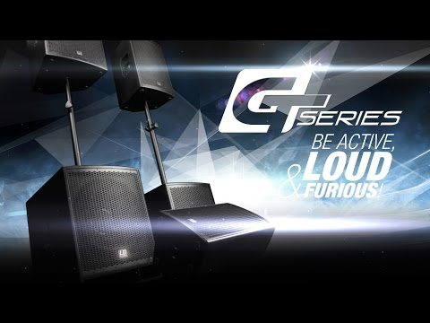 LD Systems GT SERIES - Active PA speakers and subwoofers