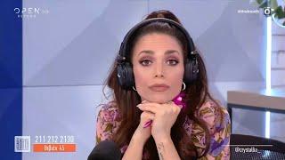 Η Βιβιέν έπιασε τον άντρα της παιδικής της φίλης να φιλάει άλλη γυναίκα - The booth | OPEN TV